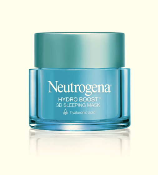 Neutrogena® HYDRO BOOST™ 3D Sleeping Mask
